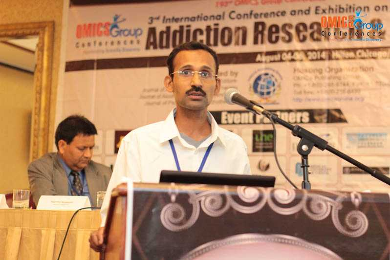 Amul J. Sakharkar | OMICS International