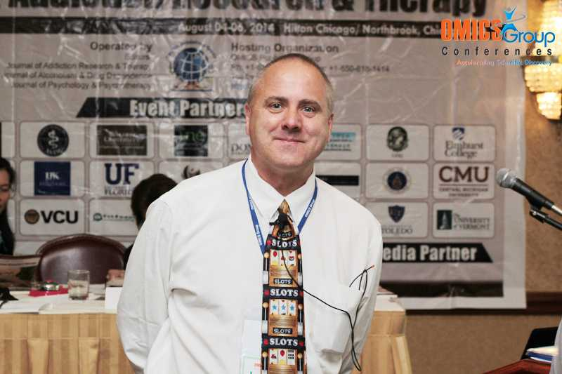 Barry Tolchard | OMICS International