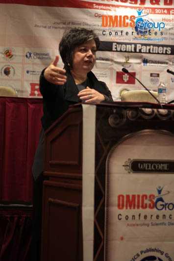 Effie Liakopoulou | OMICS International