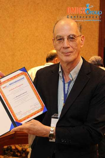 Bernard Friedenson | OMICS International