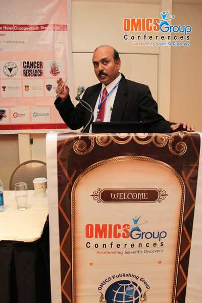 Rajkumar Lakshmanaswamy | OMICS International