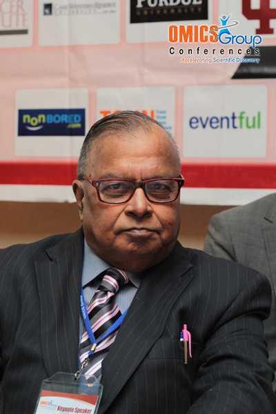 Anil K. Mandal | OMICS International