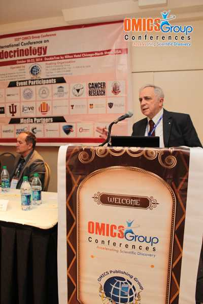 Michael V Ugrumov | OMICS International