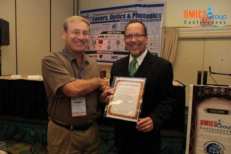 Douglas R. McCarter | OMICS International
