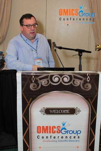 Ian Ferguson | OMICS International