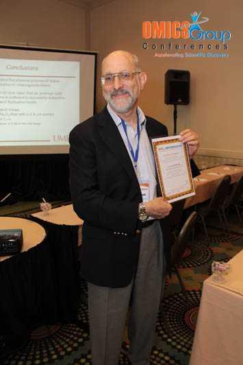 Curtis R Menyuk | OMICS International