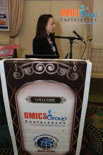Angela Demetriadou | OMICS International