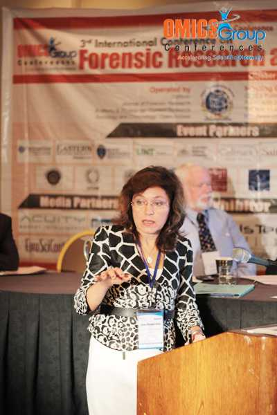Irina Perepechina | OMICS International