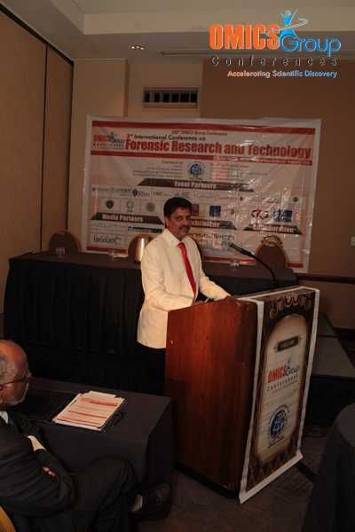 Chandrakanth Hungund | OMICS International