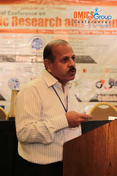 S.P. Goyal | OMICS International