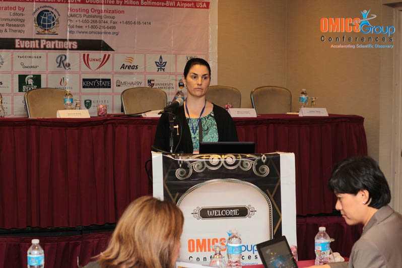 Martha M Sklavos | OMICS International