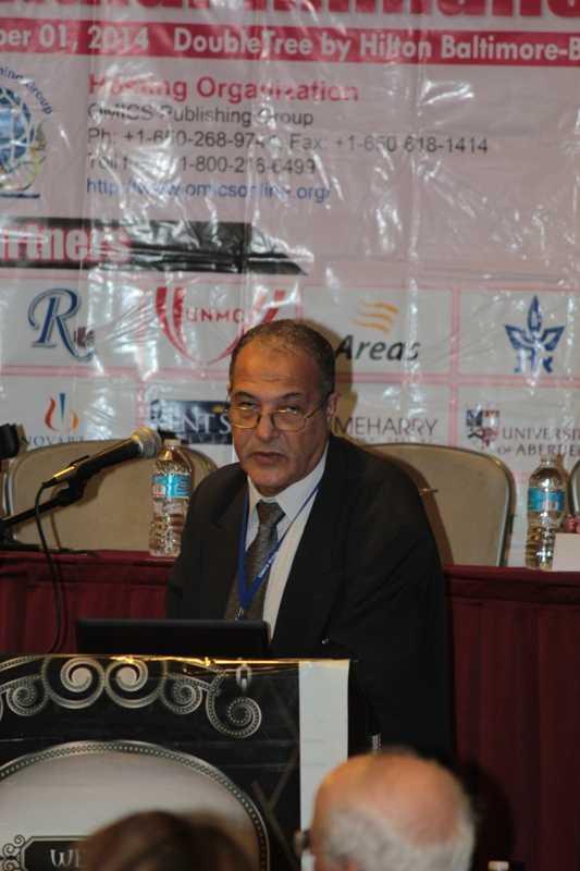 Ahmed G. Hegazi   OMICS International