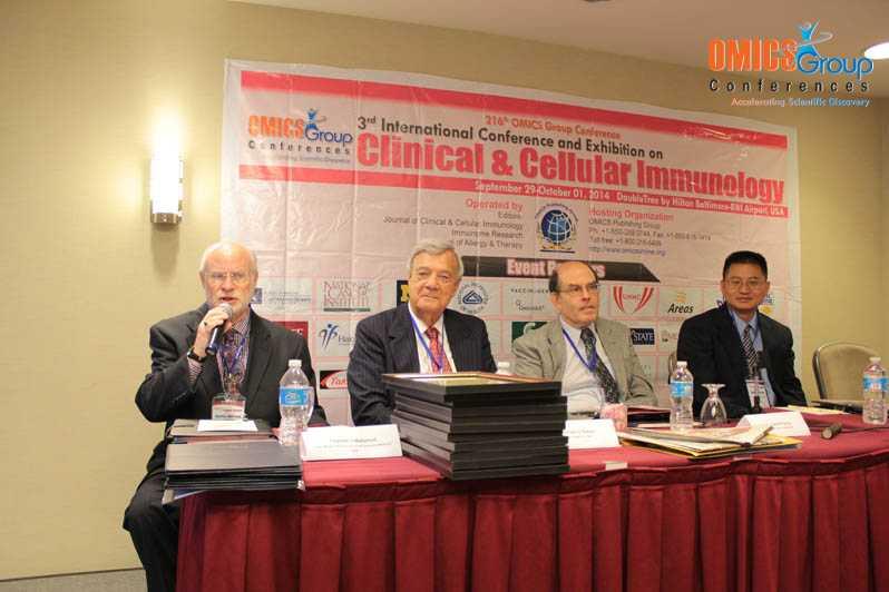 Jie Zhou  | OMICS International