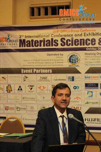 Sampath Kumar M.C  | OMICS International