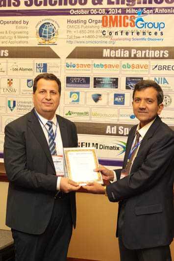 Sampath Kumar M.C    OMICS International