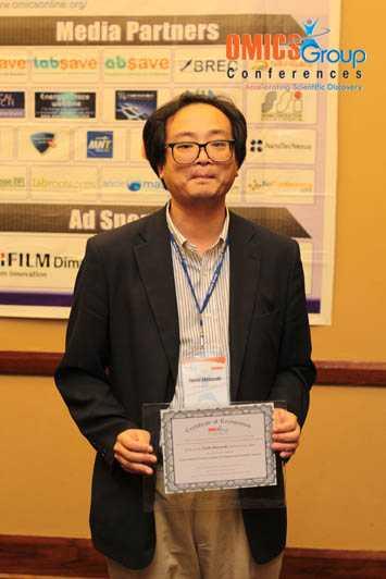 Yuichi Shimazaki | OMICS International