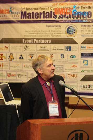 Werner Lottermoser | OMICS International