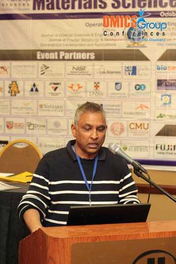 A. E. Pillay  | OMICS International