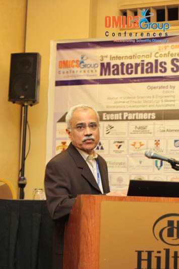 Sosale Chandrasekhar | OMICS International