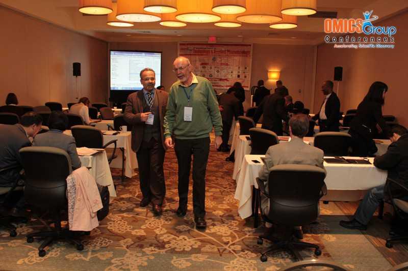 Gilles Hanton   OMICS International