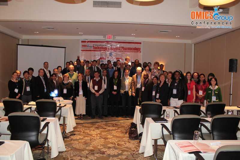 Siamak Haghdoost | OMICS International