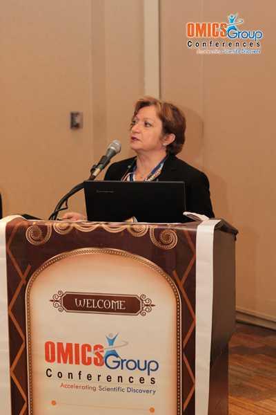 Cinzia Forni | OMICS International
