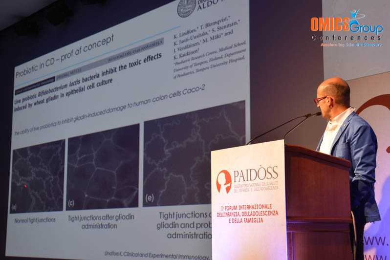 Ruggiero Francavilla | OMICS International