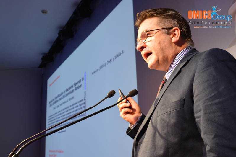 Simon M. Cutting | OMICS International