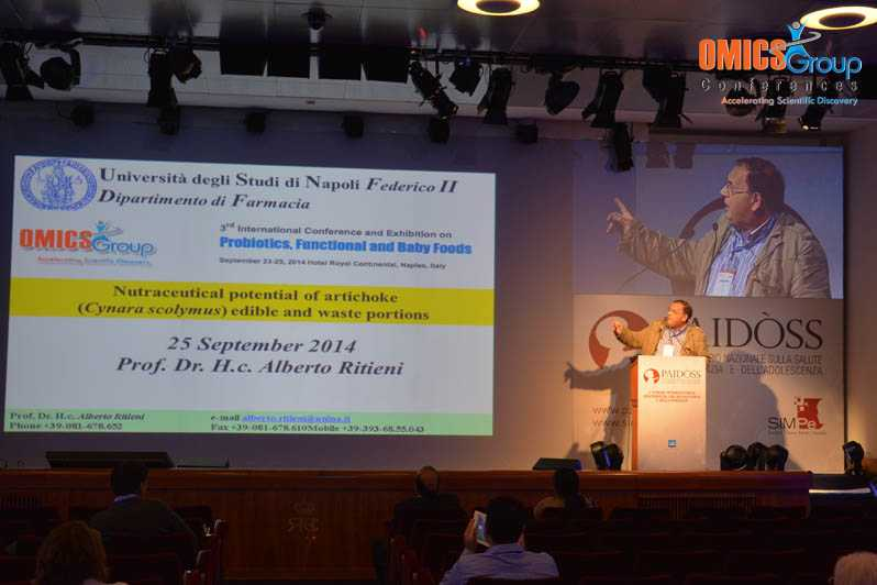 Alberto Ritieni | OMICS International