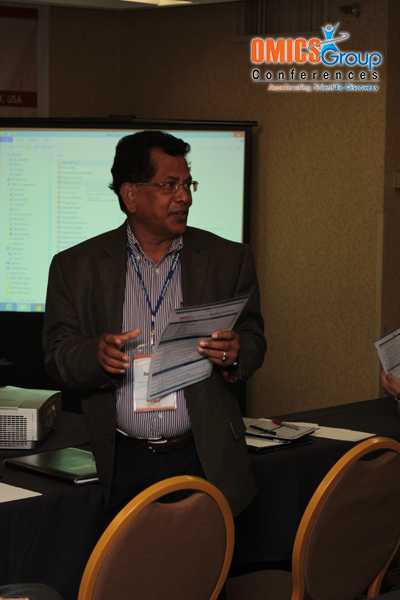 Gokul C. Das | OMICS International