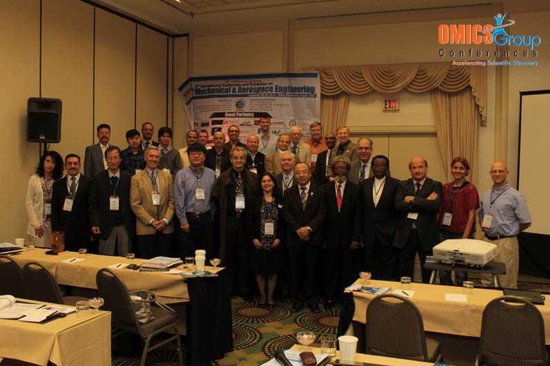 Ian R. McAndrew  | OMICS International