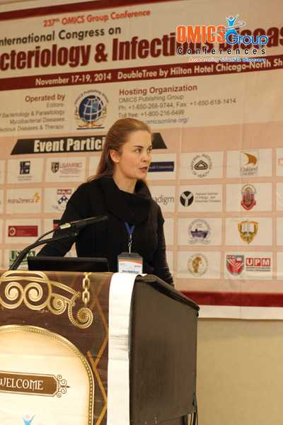 Klara Kubelkova | OMICS International