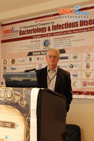 Phillip E. Klebba | OMICS International