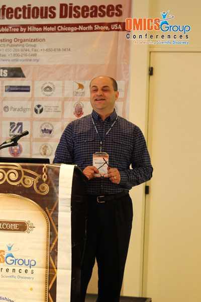 Mohamed K Fakhr | OMICS International