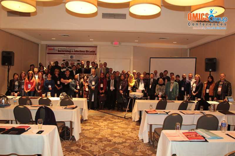 Manal M Baddour | OMICS International