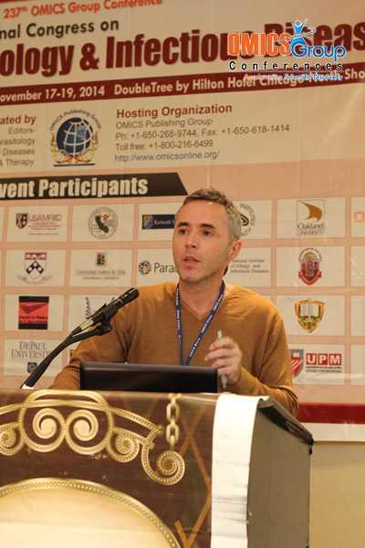 Ikonomopoulos John | OMICS International