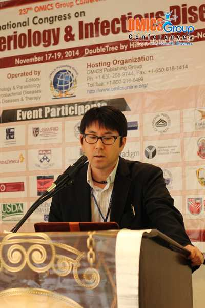 Mitsuoki Kawano | OMICS International