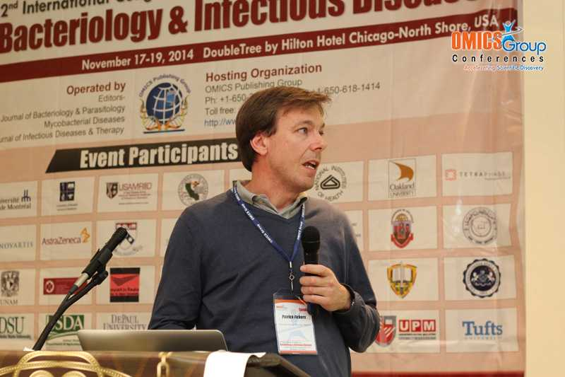 Patrick Fickers | OMICS International