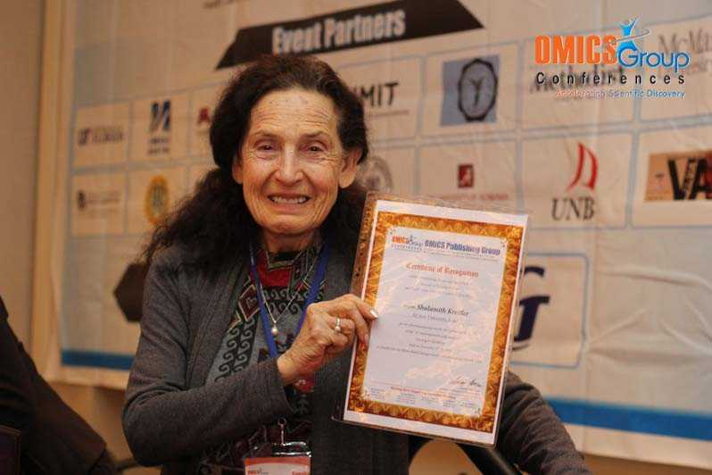 Shulamith Kreitler | OMICS International
