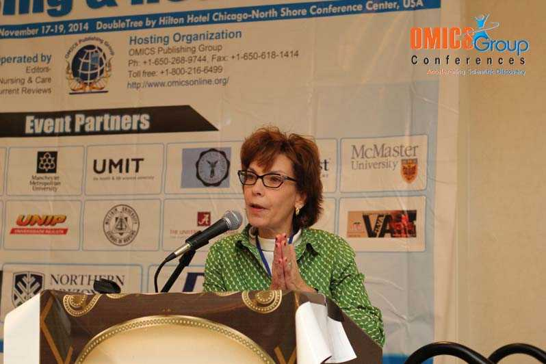 Barbara Ann M. Messina | OMICS International