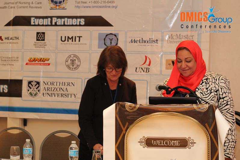 Amany Mohammed Shebl | OMICS International