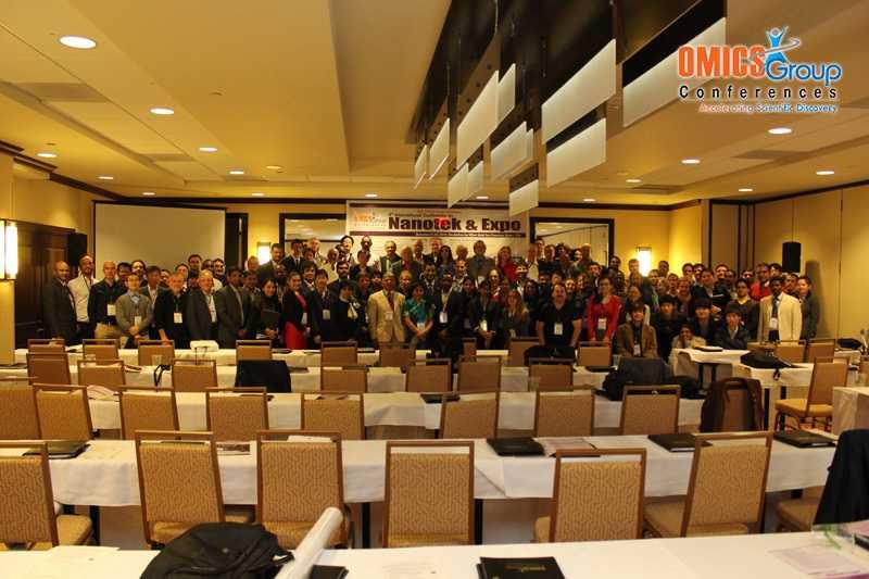 Richard J Cobley | OMICS International