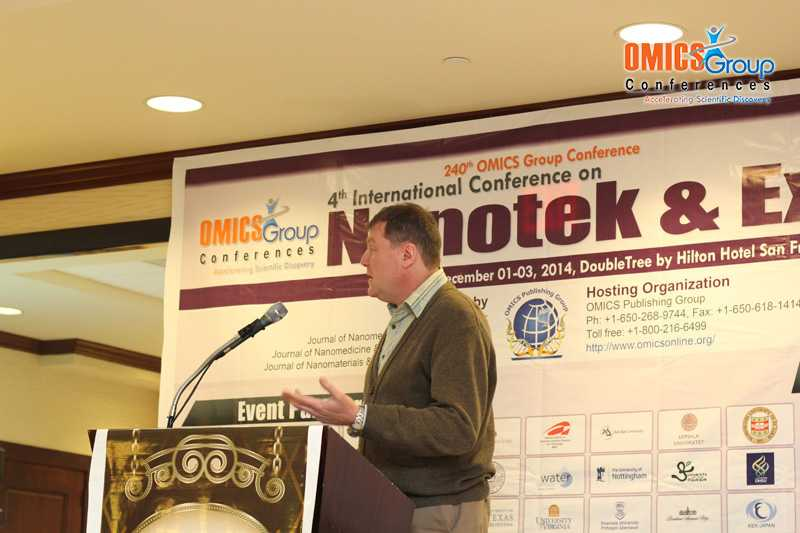 Bruno Ullrich | OMICS International