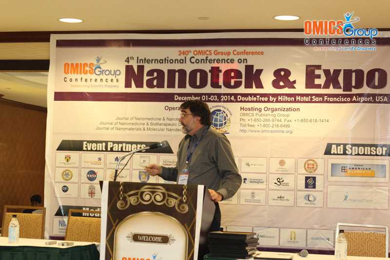 Gregory L Snider | OMICS International