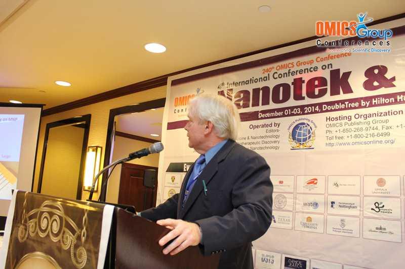 Jim Klostergaard   OMICS International