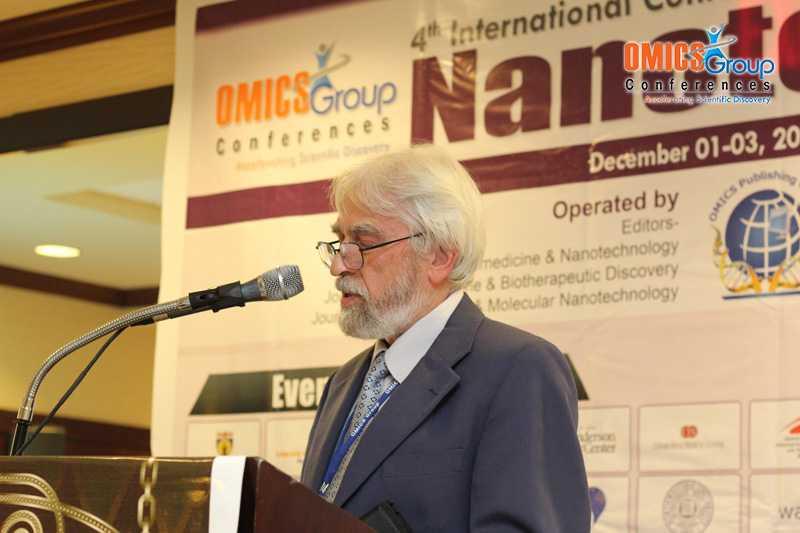 Stoyan Sarg Sargoytchev | OMICS International
