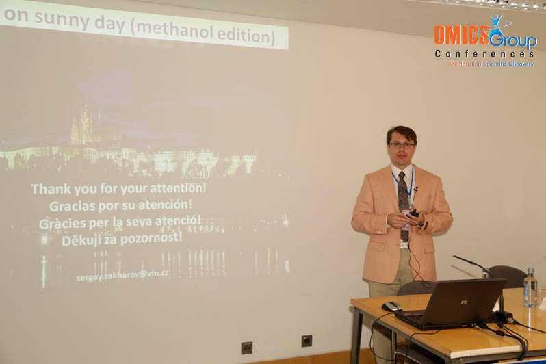 Sergey Zakharov | OMICS International