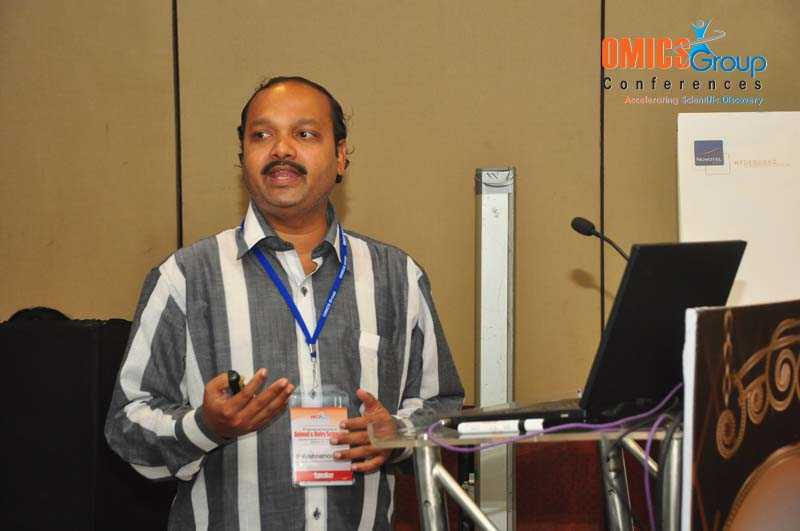 P Krishnamoorthy | OMICS International