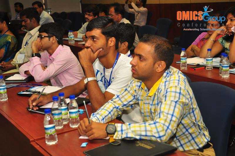 P Krishnamoorthy   OMICS International