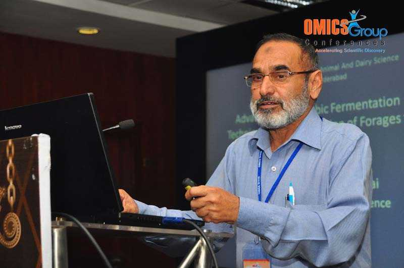 Mirza Ismail Baig | OMICS International